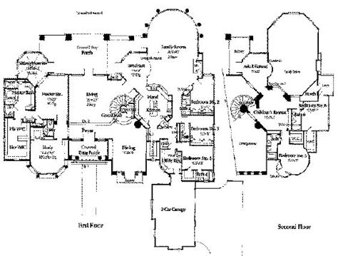 mansion floor plans modern mansion and silk wallpaper on