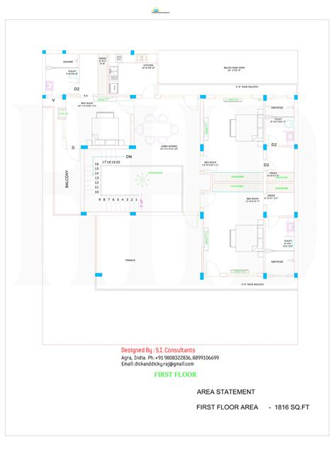 free floorplan india house design with free floor plan kerala home
