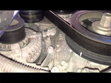 Toyota Camry Serpentine Belt Replacement 2007 Toyota Camry 3 5l V6 Serpentine Belt V Belt