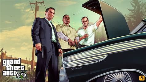 Grand Theft Auto 5 Gta 5 Wallpaper Greatest Collection Of Grand Theft Auto