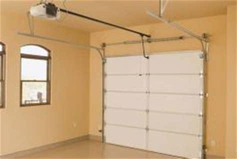 How to Adjust a Garage Door to Close Completely   Home