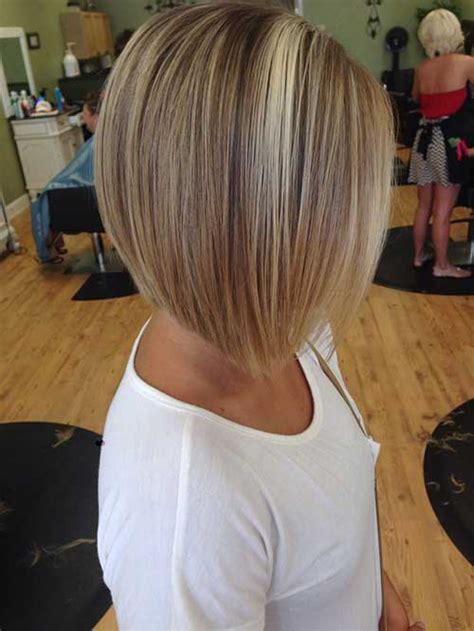 Would An Inverted Bob Haircut Work For With Thin Hair | really popular 15 inverted bob hairstyles short