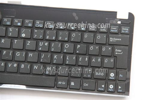 Keyboard Asus Eee Pc 1015 1015b 1015cx 1015p 1015pe X101c X101ch X101h asus eee pc 1011px 1015bx 1015p r011px r051bx black frame magyar billentyűzet hungarian hu