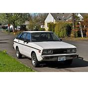 OLD PARKED CARS 1981 Datsun 510