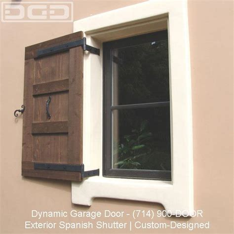 Colonial Windows Designs Colonial Window Shutter Design From Dynamic Garage Door European Wood Garage Doors In