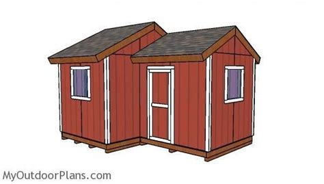 shed plans buildyourownshed diy shed plans