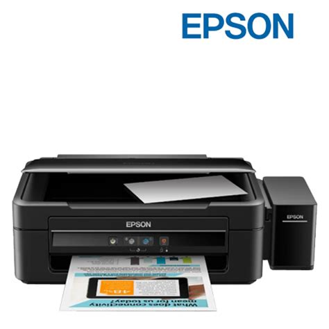 Pnter Epson L360 Print Scan Copy Infus Pabrikan 1 epson l360 ink tank system color 3 in 1 printer