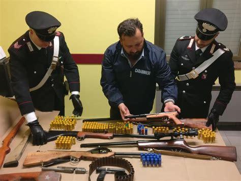 armi fatte in casa armi fatte in casa un arresto a cs armi magazine