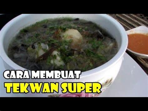 Youtube Membuat Tekwan | cara membuat tekwan ikan super enak 187 resep tekwan youtube