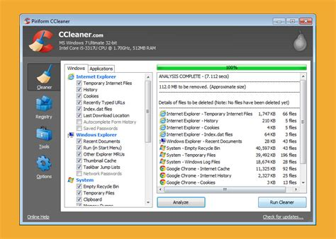 best regedit cleaner 3 free registry cleaners for microsoft windows 7 8