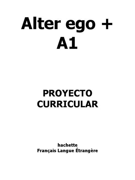 indice de un proyecto 8vo nivel scribdcom alter ego 1