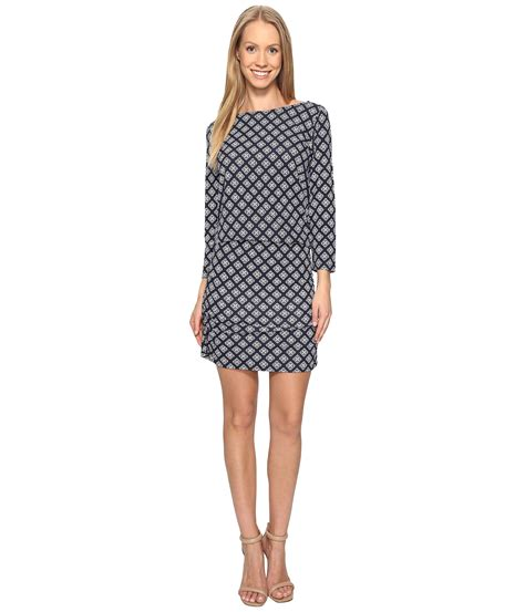 hatley boat neck ruched dress at zappos - Hatley Boat Neck Ruched Dress