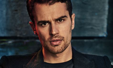 theo james grew up listening to hip hop amp playing