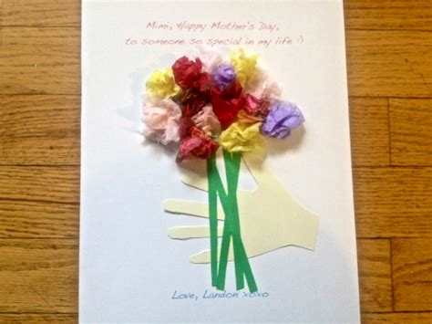 homemade mothers day card mumma s corner homemade mother s day cards