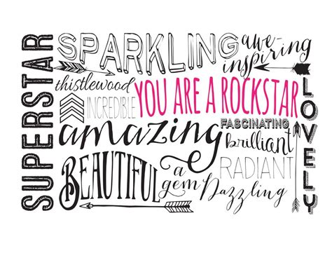 T Shirts Because Secretly Youre A Rockstar by The Smile Of A Rock And A Free Printable