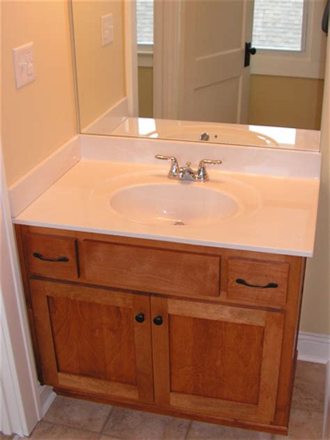 shaker style bathroom cabinets kc wood