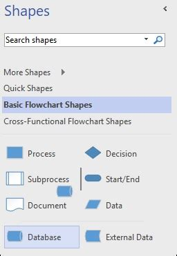 visio shape search microsoft visio creating and arranging smartshapes
