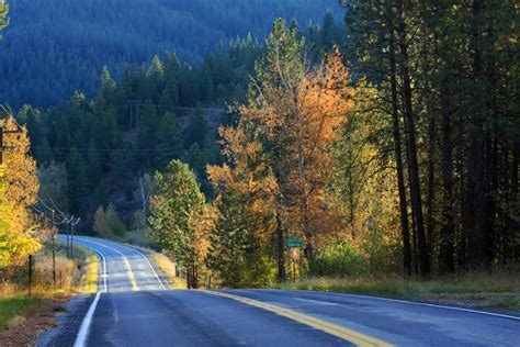 scenic byway visit idaho