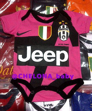 Jumper Bola Bayi Jersey Barcelona onaeya sale on quot juventus third pink baby