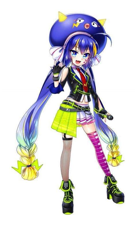 Thoughts On Otomachi Una's design(s)   Vocaloid Amino