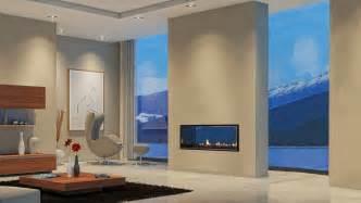indoor outdoor fireplace sided home design inside