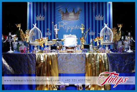 king themed birthday party royal king party theme