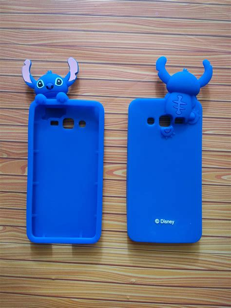Silicon Casing Softcase 3d Samsung Mega 6 3 5 jual softcase lucu kartun 3d stitch kuat soft casing