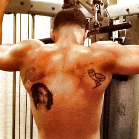 drake s new tattoo and the definitive ranking of drizzy