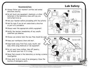 15 best images of science laboratory safety rules