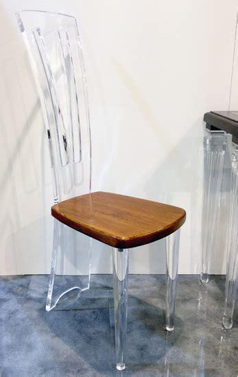 sedia in plexiglass sedie in plexiglas poliedrica s r l arredamento e