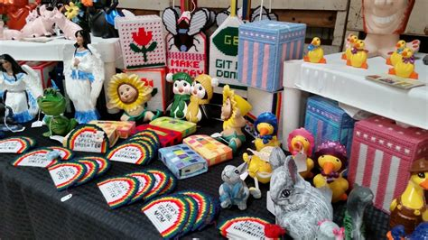 Handmade Items To Sell At Craft Fairs - rummage around at the flea market dodge county fairgrounds