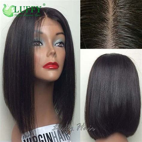 Wig Baby Bob by 100 Lace Front Wigs Human