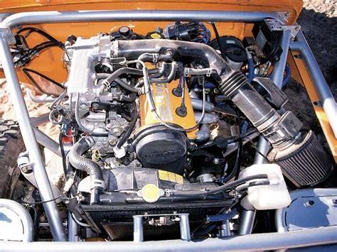 Suzuki Samurai Engine 1 6 Liter Suzuki Engine Conversion Kit