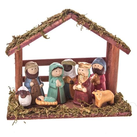 Gisella Set gisela graham ceramic nativity set gifts from handpicked