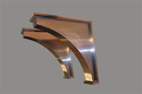 Steel Corbels by Stainless Steel Brackets Custom