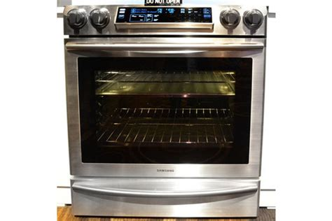 pros and cons of slide in ranges versus cooktop and oven samsung range induction stove and flex duo oven your