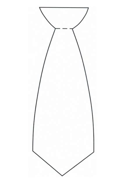 template of necktie s day tie template craft ideas s day ties and templates
