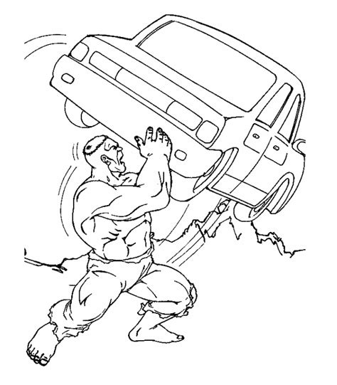 coloring page incredible hulk incredible hulk coloring pages