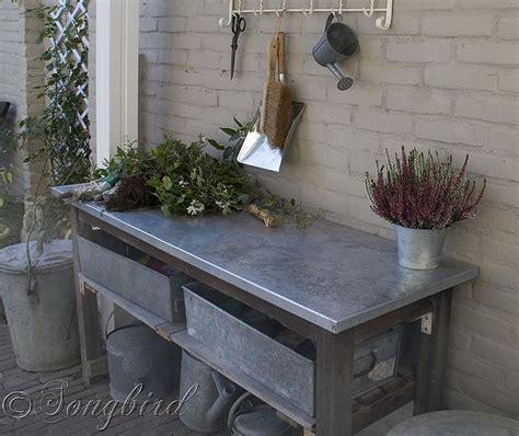 gardening work benches best 25 garden work benches ideas on pinterest garden