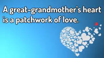 great grandma quotes sayings about great grandmothers