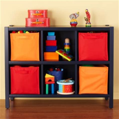 6 cube bookcase midnight blue