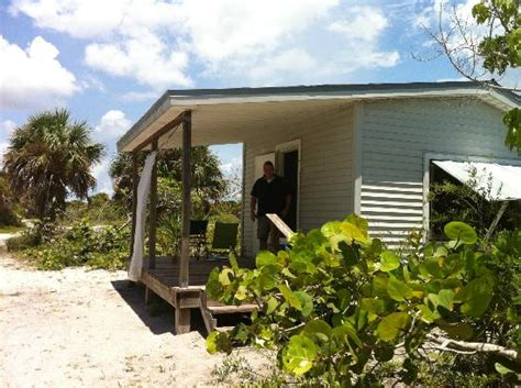 Cayo Costa Cabins by Interior Of Cabin 7 Mattresses Provided Ls And