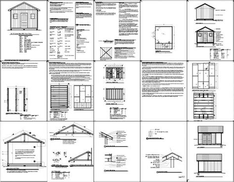 25 best shed plans 12x16 ideas on shed plans