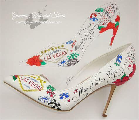 Wedding Shoes Las Vegas by Heels