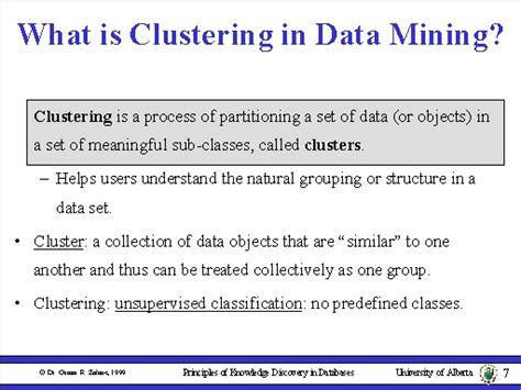 What Is In by What Is Clustering In Data Mining