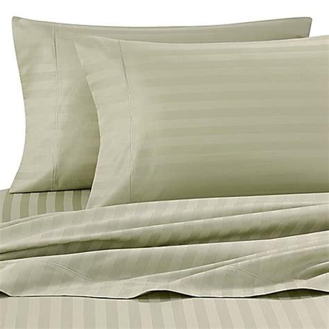bed bath and beyond olympic buy wamsutta 174 stripe 500 thread count pimacott 174 olympic