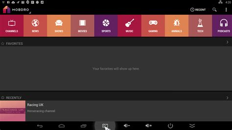 free tv apps for android mobile 8 best apps for cutting the cord