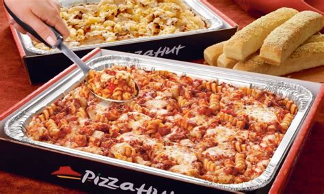 Pizza Hut Is Now Pasta Hut Or Is It by Pizza Hut Changes To Pasta Hut Food Channel