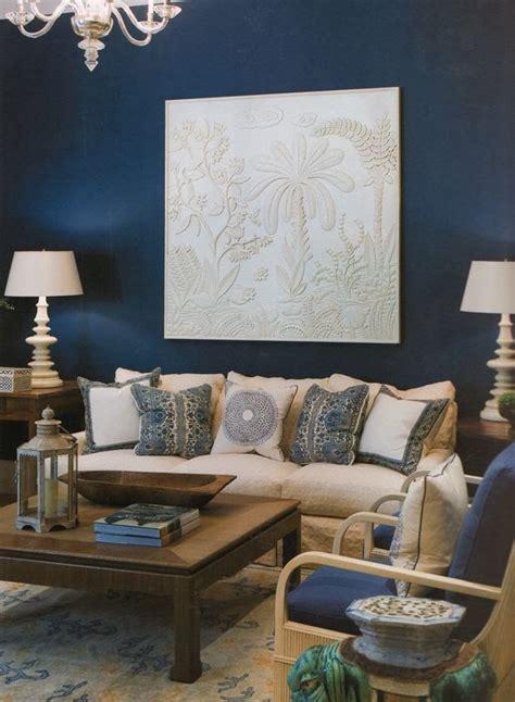choosing  color  painting interior walls navy