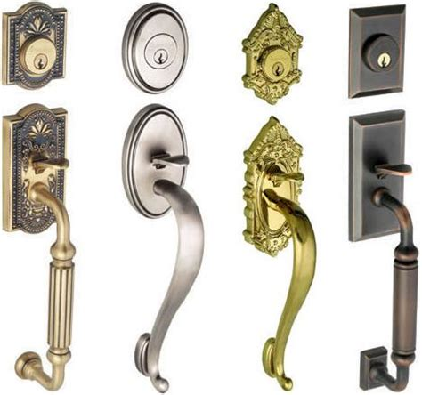 Design House Brand Door Hardware | different door knobs design ideas for modern homes